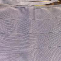 100% Authentic Herve Leger Dress Size M Made In Fr Angle11