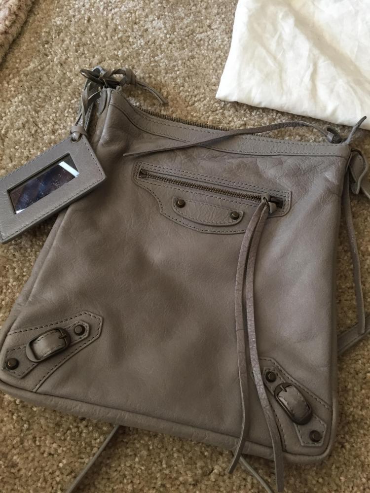 NWT Balenciaga Classic Crossbody Bag