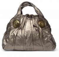 Gucci Large Gold Handbag Angle1