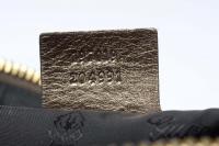 Gucci Large Gold Handbag Angle4