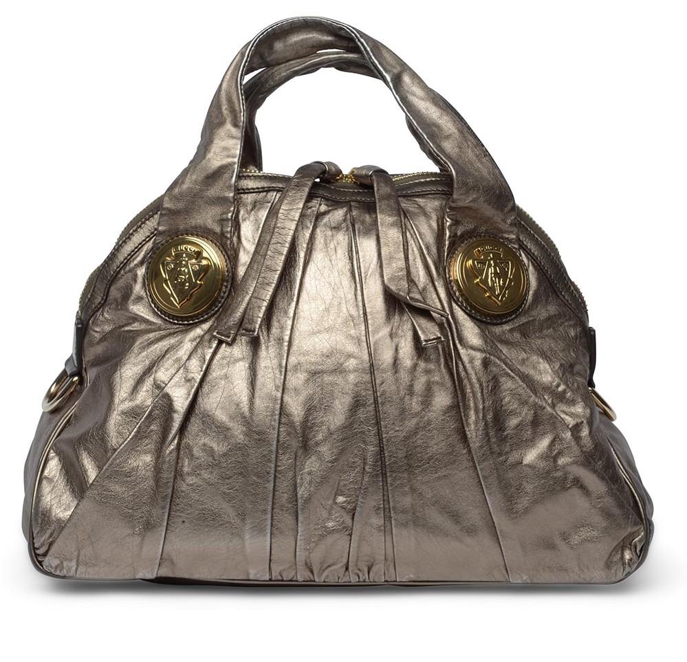 Gucci Large Gold Handbag