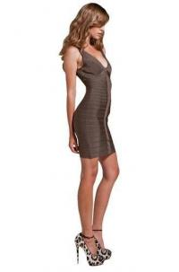HERVE LEGER Dress Size XS! AUTH!