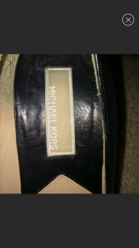 Michael Kors Chunky Hill Shies Angle3