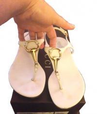 Gucci Nappa Charlotte Sandals