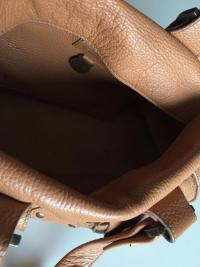 Roxanne Leather Satchel by Mulberry Angle5