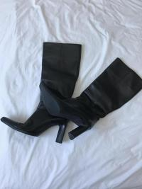 Prada tall boots  Angle2