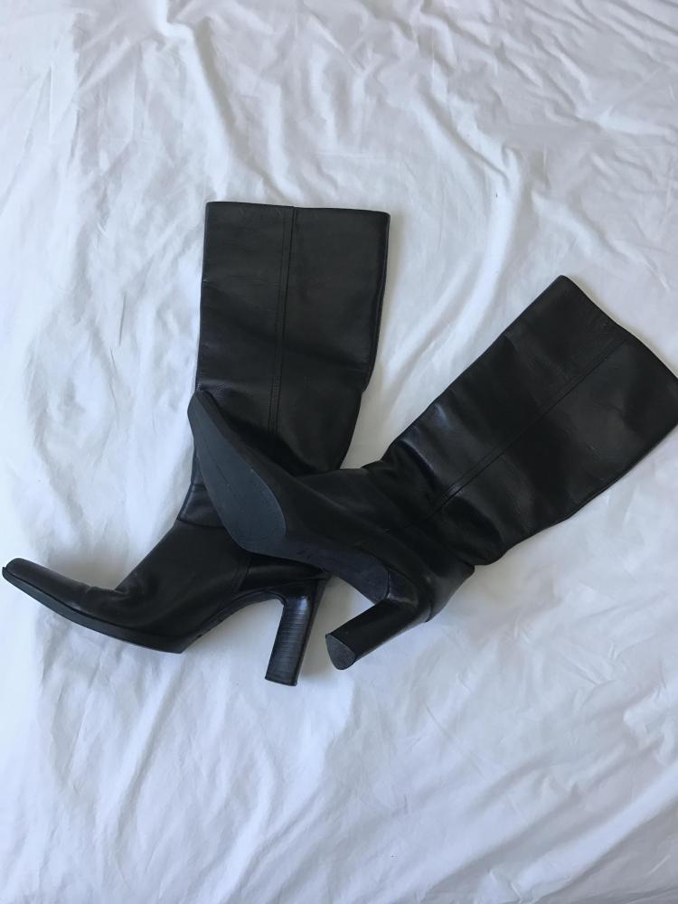 Prada tall boots