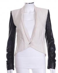 HELMUT LANG White & Black  Jacket