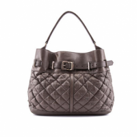 quilted Burberry Tote