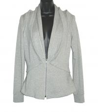 Torn By Ronny Kobo Gray Jacket