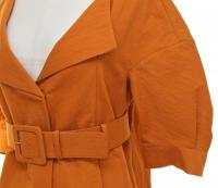 Marni Duster Coat Short Sleeve Dress Skirt  Angle5