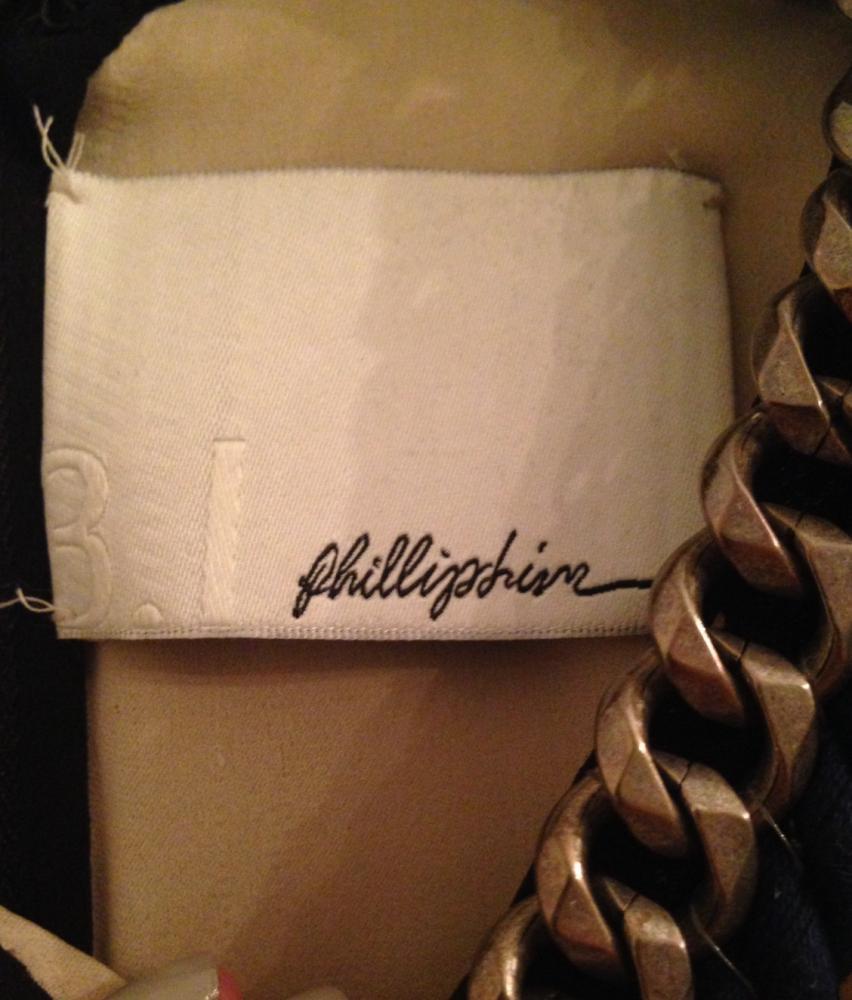 3.1. Phillip Lim Lace Dress