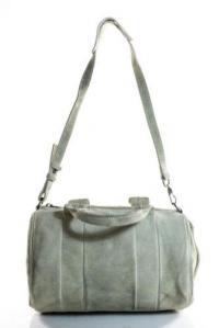 Leather Rochie Duffel Handbag-Alexander Wang