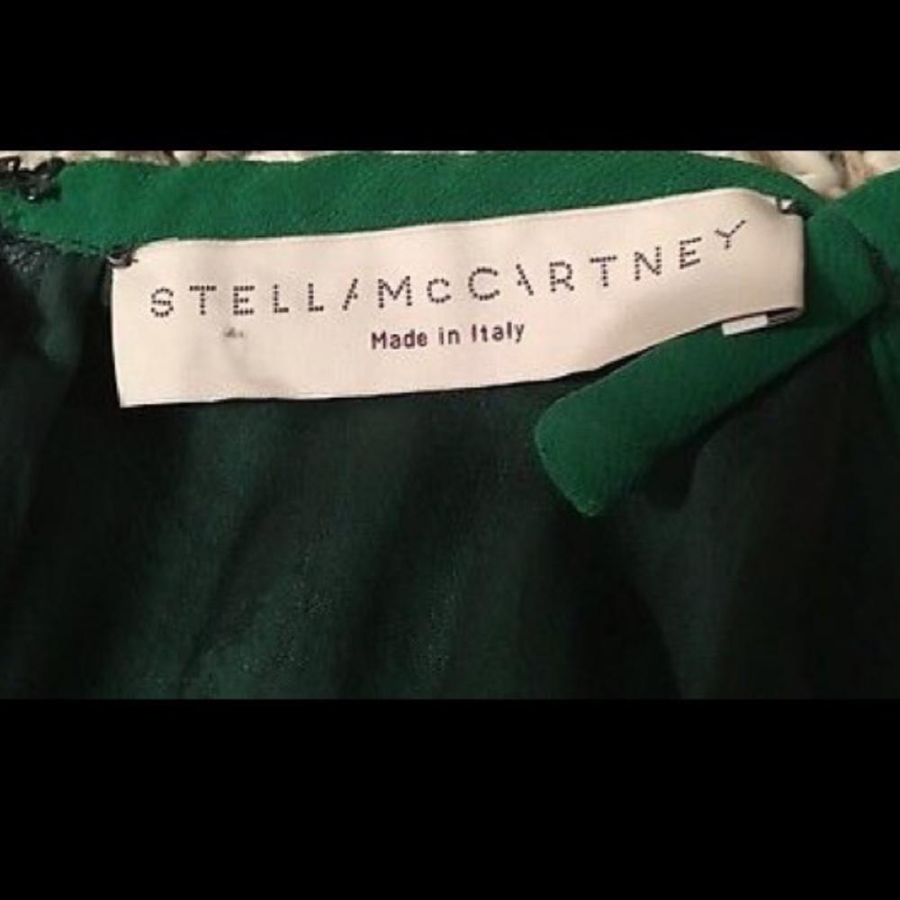 Stella McCartney Dégradé Belted Tunic
