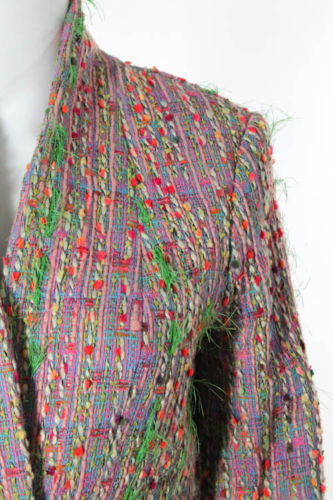 rainbow tweed Yigal azrouel