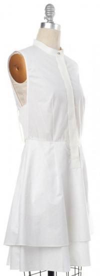 Front Fit & Flare NEW Dress-DEREK LAM 10 CROSBY