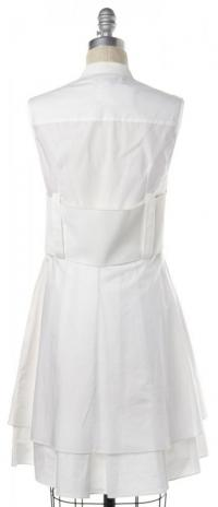 Front Fit & Flare NEW Dress-DEREK LAM 10 CROSBY Angle3