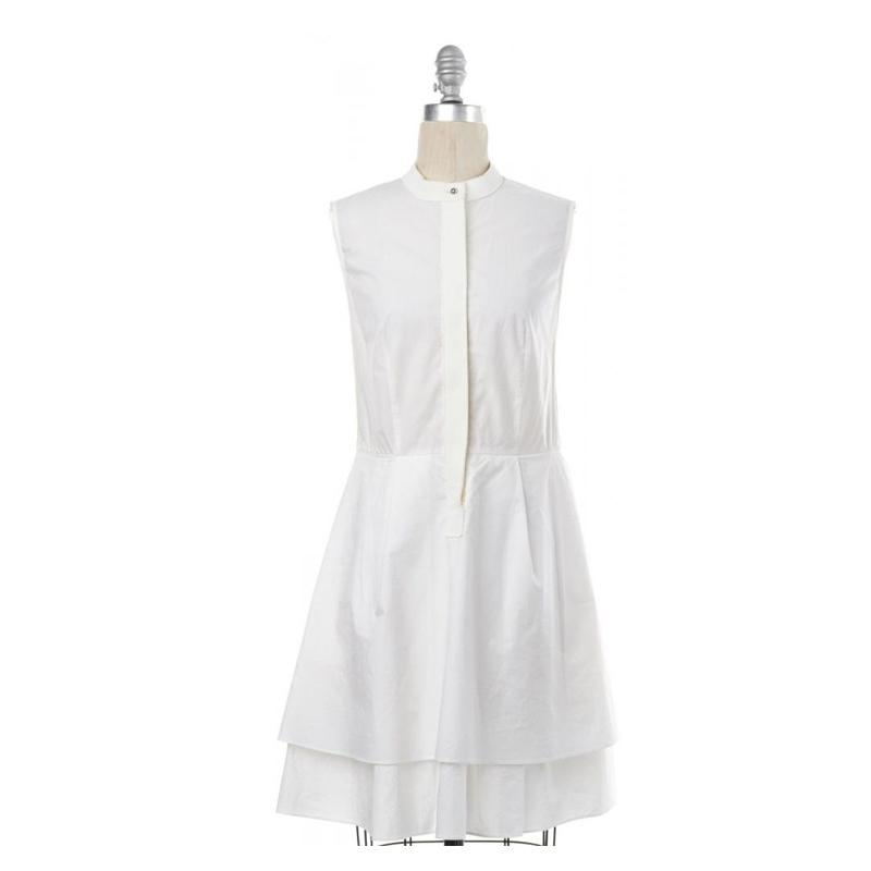 Front Fit & Flare NEW Dress-DEREK LAM 10 CROSBY