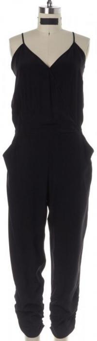 Thin Strap V-Neck Jumpsuit/ Romper-PARKER  Angle2