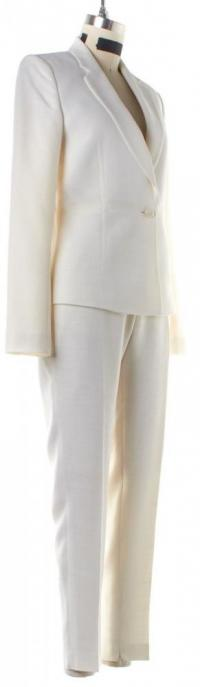 Textured Pant Suit Set- REISS Angle2