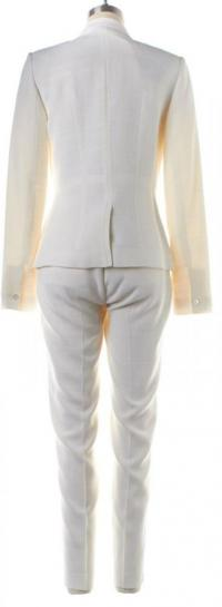 Textured Pant Suit Set- REISS Angle3