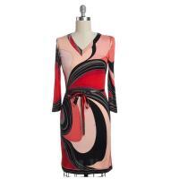 Stretch Silk Sheath Dress-EMILIO PUCCI