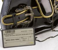 FENDI mini borsa Patent leather bag Angle4
