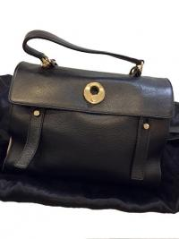 Medium Muse II ALL LEATHER handbag