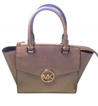 Michael Kors New Authentic Gold  Brand Purse