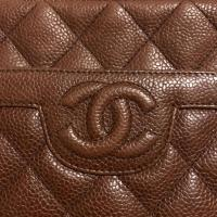 Chanel Quilted Caviar Leather Camera Bag  Angle3