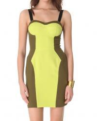 Rebecca Minkoff  Claudia dress Angle1
