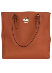 Michael Kors Orange Jet set tote