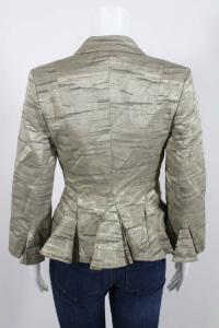 MATTHEW WILLIAMSON metallic blazer Angle5