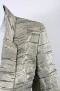MATTHEW WILLIAMSON metallic blazer Angle4