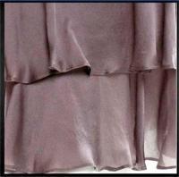 DVF Wool Roberta Jean Grey dress 6 medium Angle6