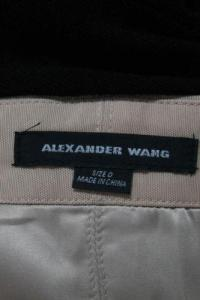 Alexander Wang Nude Strapless Sweetheart  Stretch  Angle4