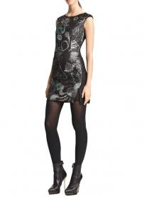 MISSONI shimmer print dress, IT 42, US 6 Angle1