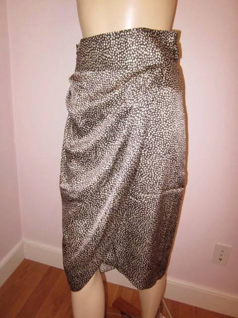 Gorgeous Cheetah print Phillip Lim Wrap Skirt