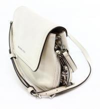 Michael Kors  White  Isabel Small Women's Messenge
