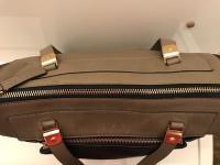 MARNI Bag  Black Olive Tote Shoulder Front Pocket  Angle4