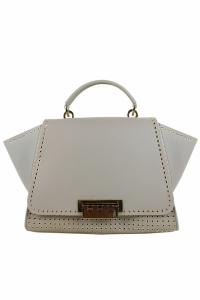 Zac Posen Gold studded handbag - missing handles Angle2