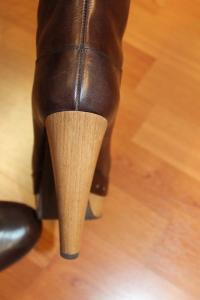 Marni drawstring boots  Angle4