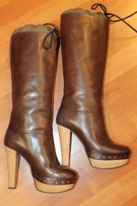 Marni drawstring boots  Angle6