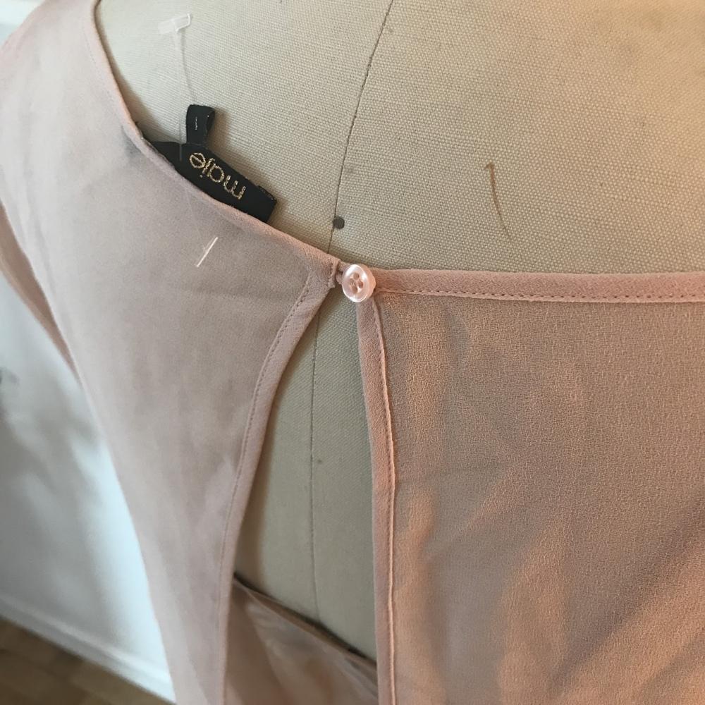 Soft pink Maje flowy Dress