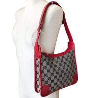 Sweet Apple Red Leather Gucci Handbag