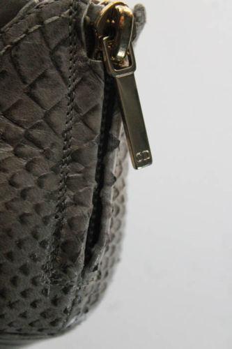 Dior snakeskin sandals