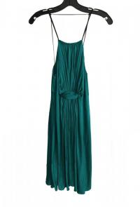Phillip Lim Aqua Green Jersey Dress