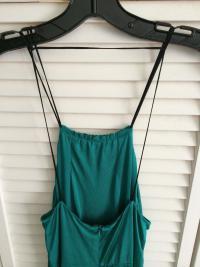 Phillip Lim Aqua Green Jersey Dress Angle4