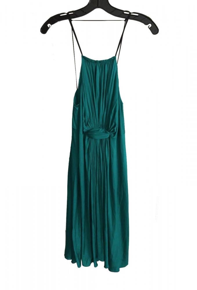 Phillip Lim Aqua Green Jersey Dress