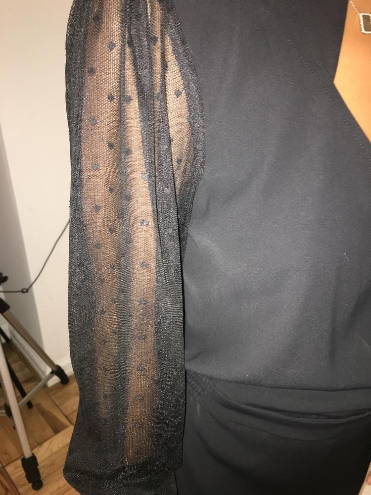 Parker lace romper